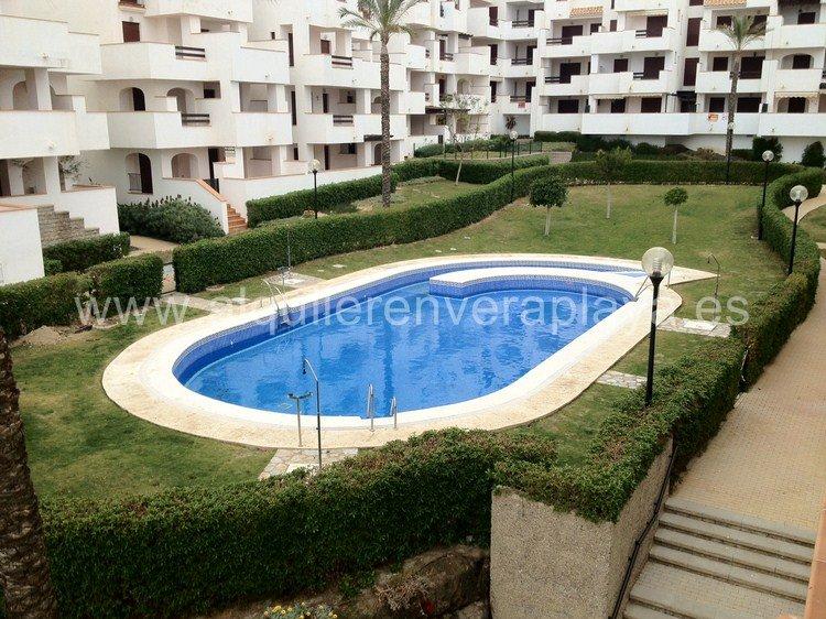 Alquiler de apartamento en Altos de Nuevo Vera RA184