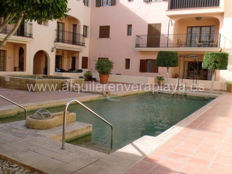 Alquiler de apartamento en Villaricos RA212