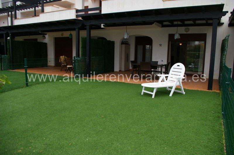 Alquiler de apartamento en Jardines de Nuevo Vera RA289