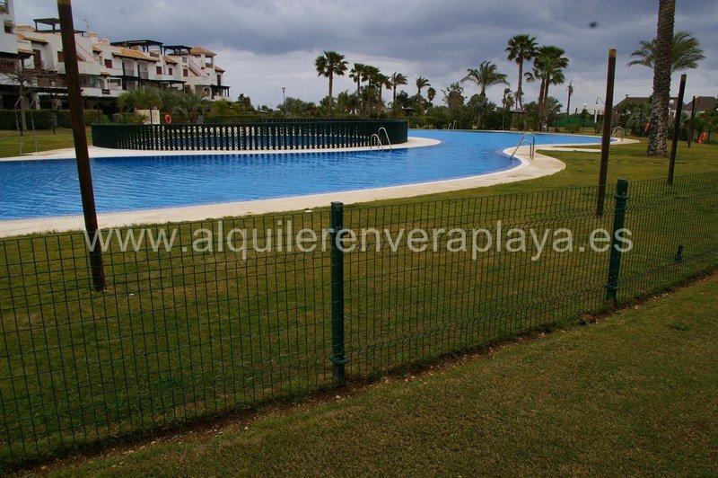 Alquiler de apartamento en Jardines de Nuevo Vera RA295
