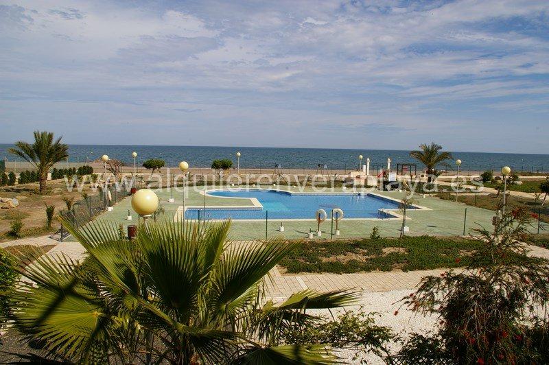 Alquiler Apartamento en Vera Playa 1ª Linea – 1 Dormitorio – RA231