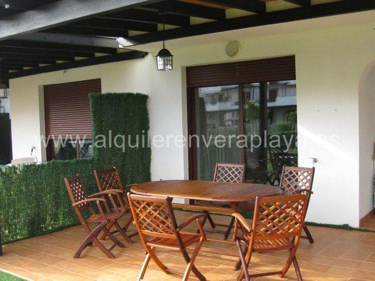 Alquiler de apartamento en Jardines de Nuevo Vera RA185
