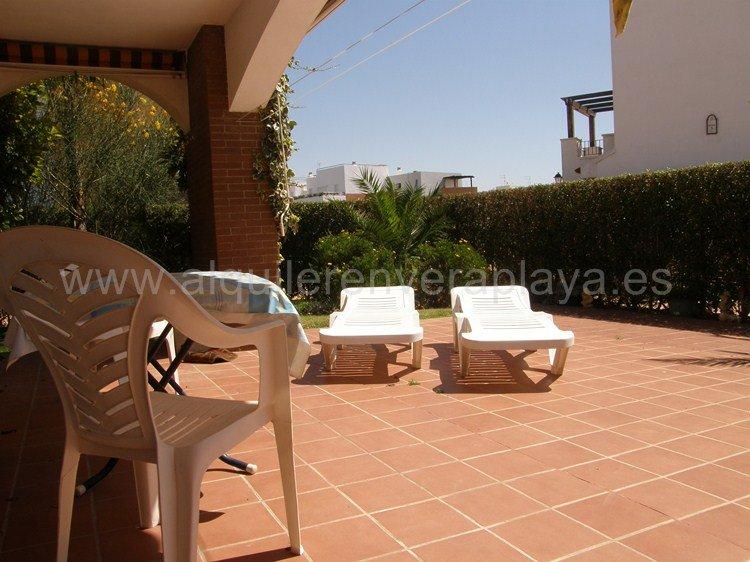 Alquiler de apartamento en Mirador de Vera RA166