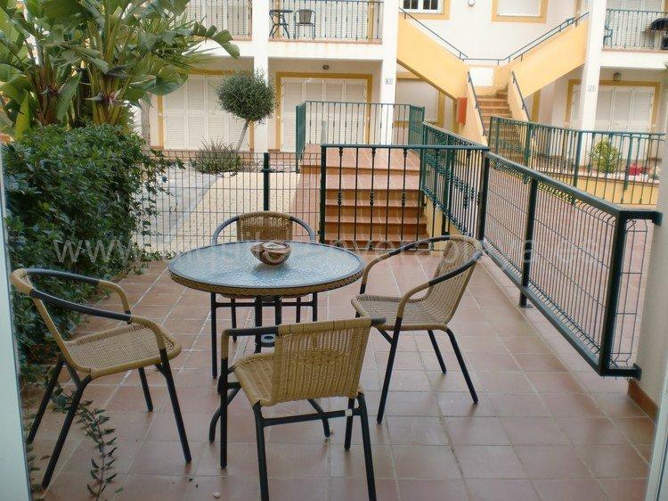 Alquiler de apartamento en Valle del Almanzora RA125
