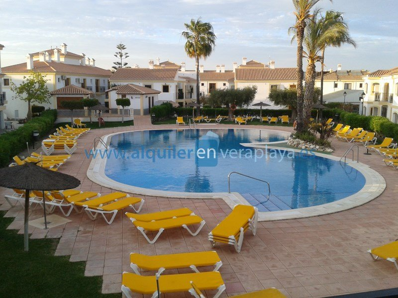 Alquiler de apartamento en vera coast ra307 - Alquiler de apartamentos en playa ...