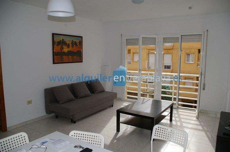 Alquiler de apartamento en Garrucha RA316