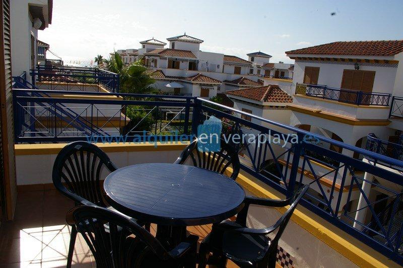 Alquiler de apartamento en Veramar 5 RA317