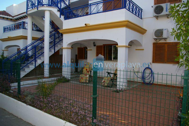 Alquiler de apartamento en veramar 2 ra351 - Apartamentos almeria ...