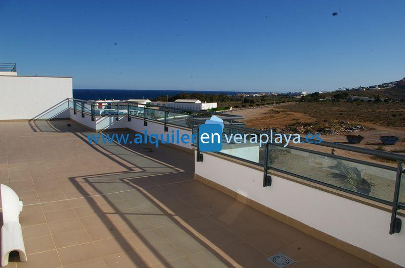 Alquiler de apartamento en Pinar de Garrucha RA345