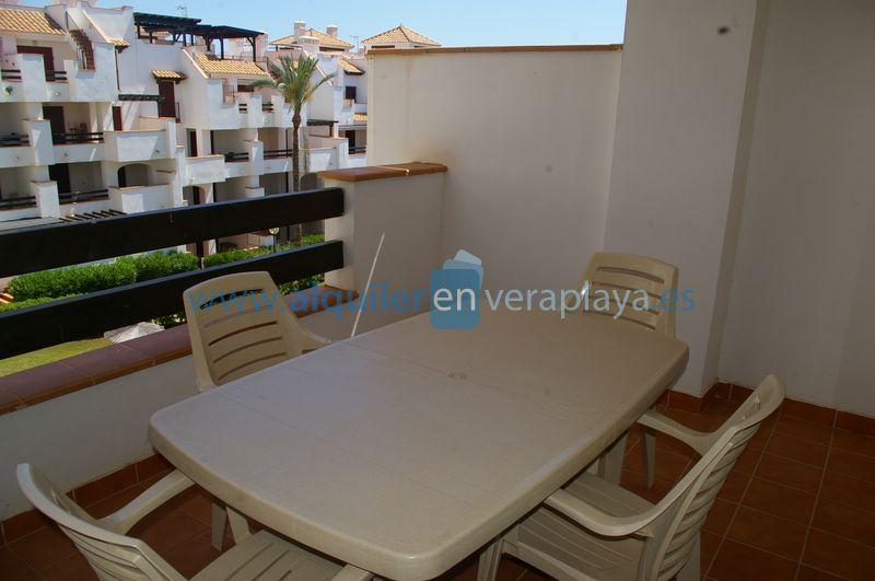 Alquiler de apartamento en Altos de Nuevo Vera RA356