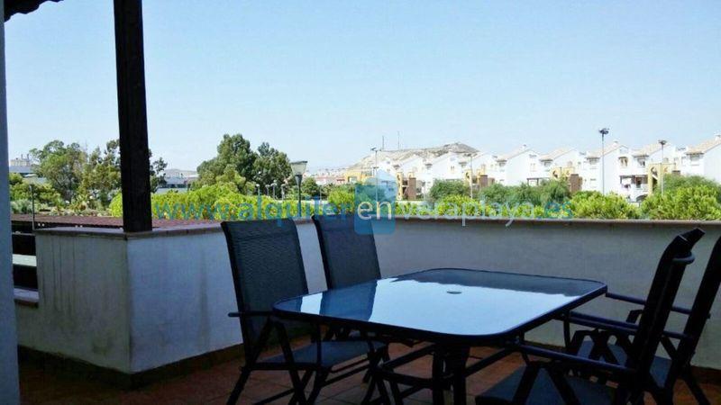 Alquiler de apartamento en Jardines de Nuevo Vera RA357
