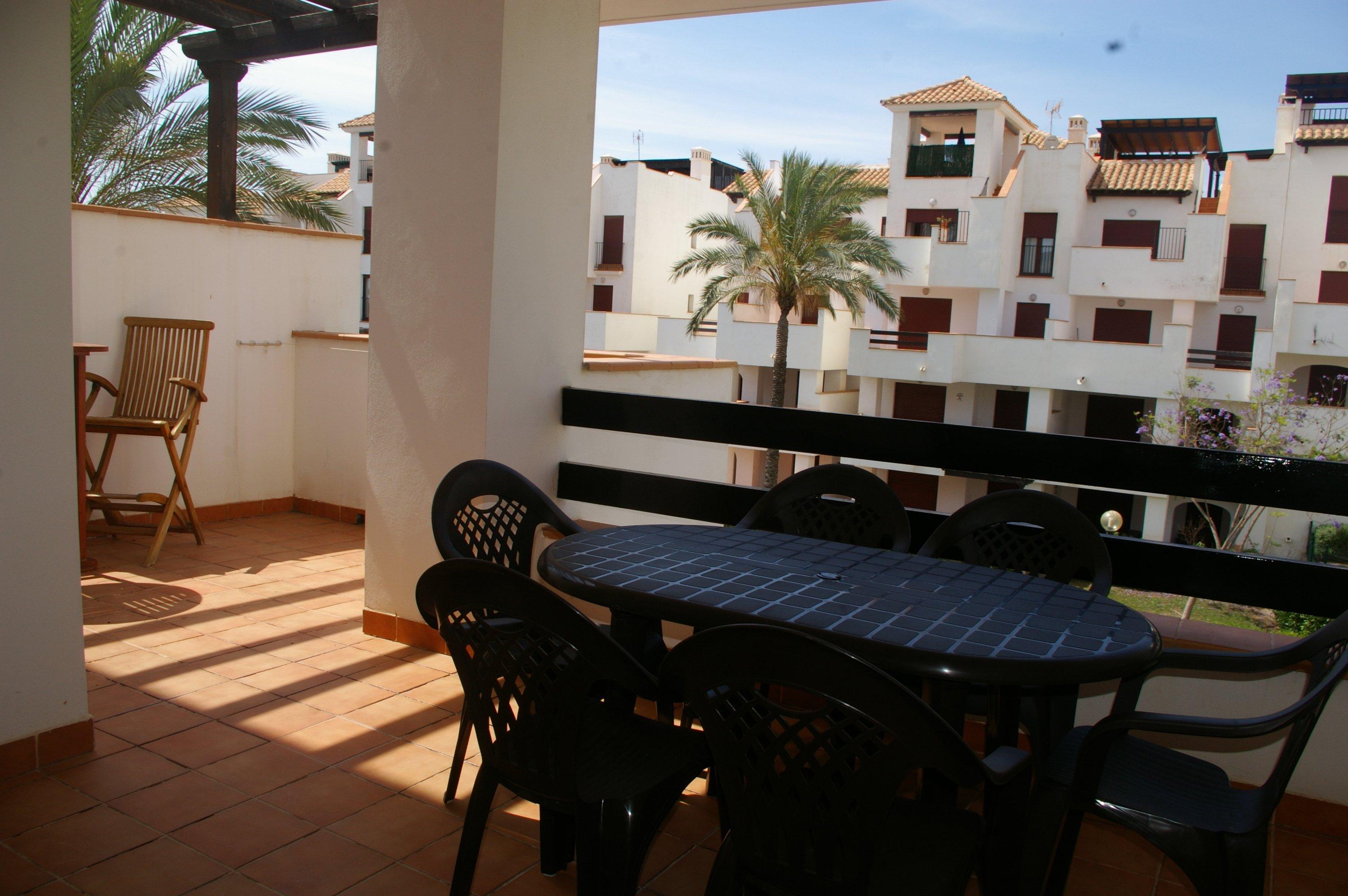 Alquiler de apartamento en Altos de Nuevo Vera RA410