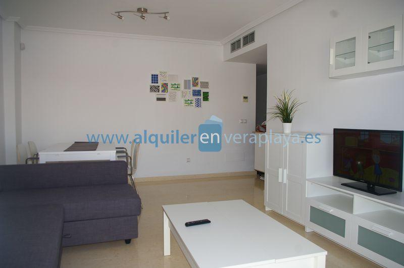 Alquiler de apartamento en Miranda Delfín, Garrucha RA420