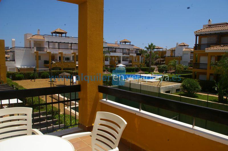 Alquiler de apartamento en Lomas del Mar 1 RA422