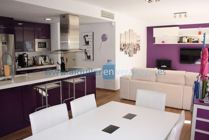 Alquiler de apartamento en Laguna Beach, Vera playa RA448