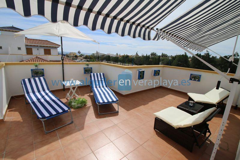 Alquiler de apartamento de 1 dormitorio en 1ª línea de playa, Veramar 5 RA445
