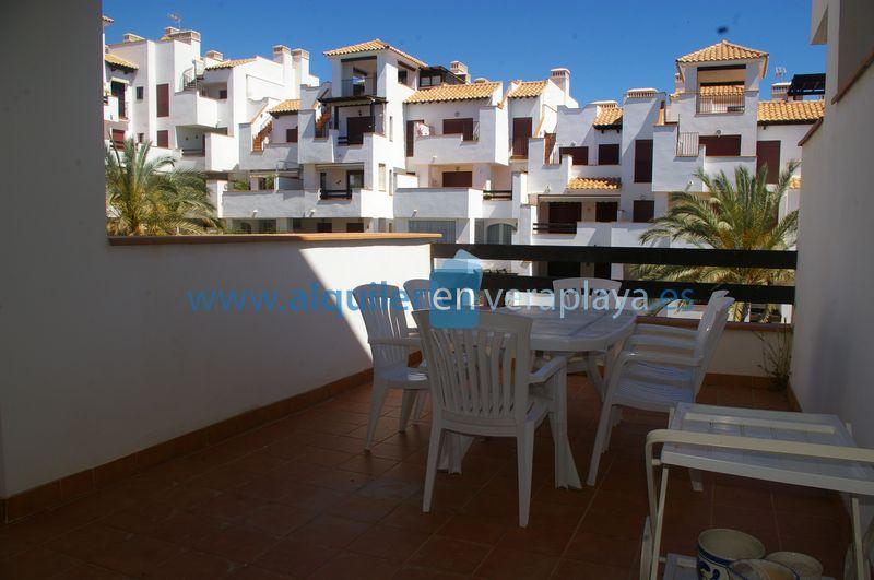 Alquiler de apartamento en Altos de Nuevo Vera RA434