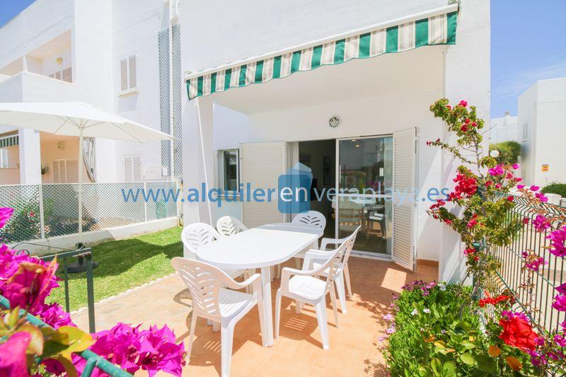 Alquiler de apartamento en La Medina, Vera playa RA438