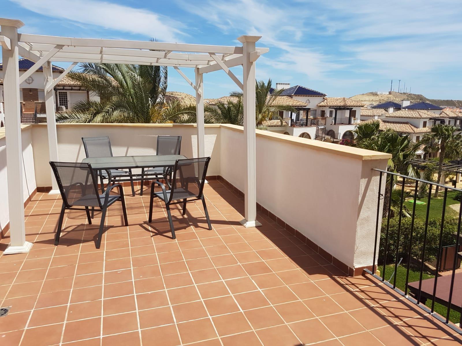 Alquiler de apartamento en Al Andalus Thalassa RA245