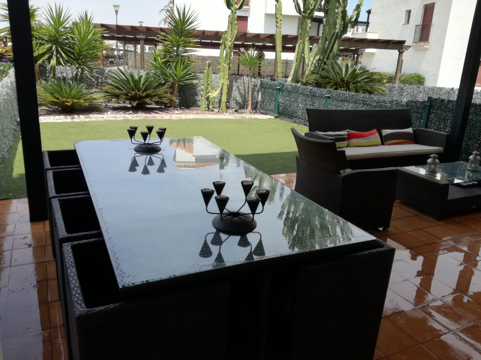 Alquiler de apartamento en Jardines de Nuevo Vera RA469