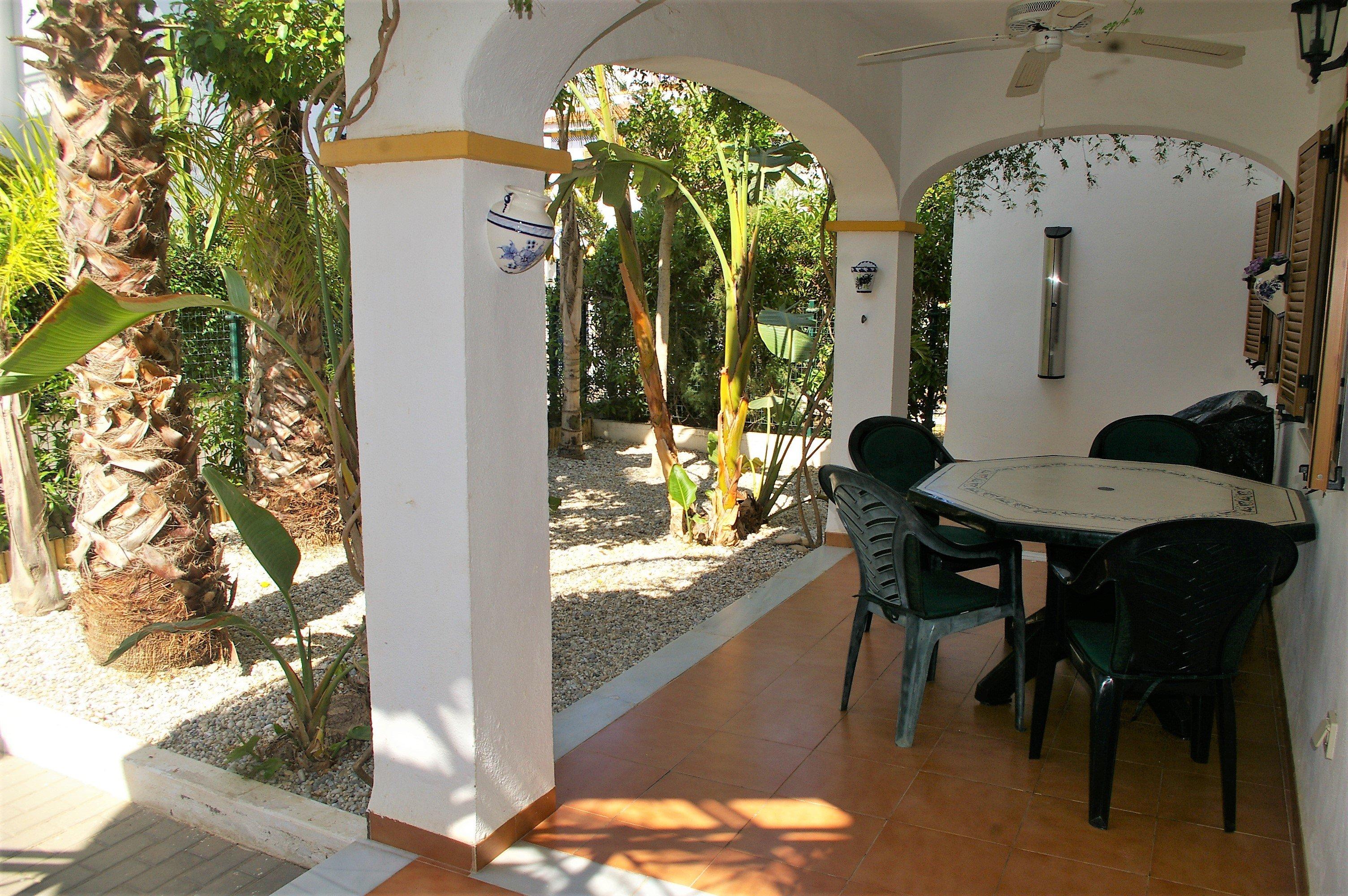 Alquiler de apartamento de 2 dormitorios en Veramar 5, Vera playa RA461