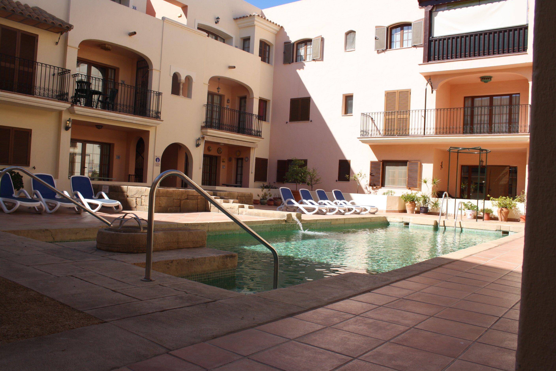 Alquiler de apartamento en Villaricos RA500