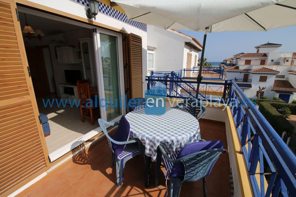 Alquiler de apartamento de 2 dormitorios en Veramar 5 RA498