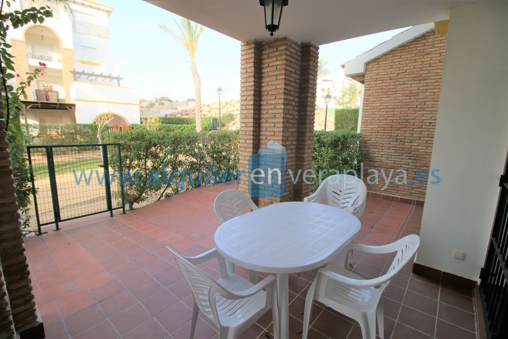 Alquiler de apartamento de 2 dormitorios en Al Andaluss Thalassa RA499