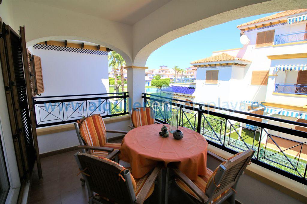 Alquiler de apartamento en Veramar 5, Vera playa RA512