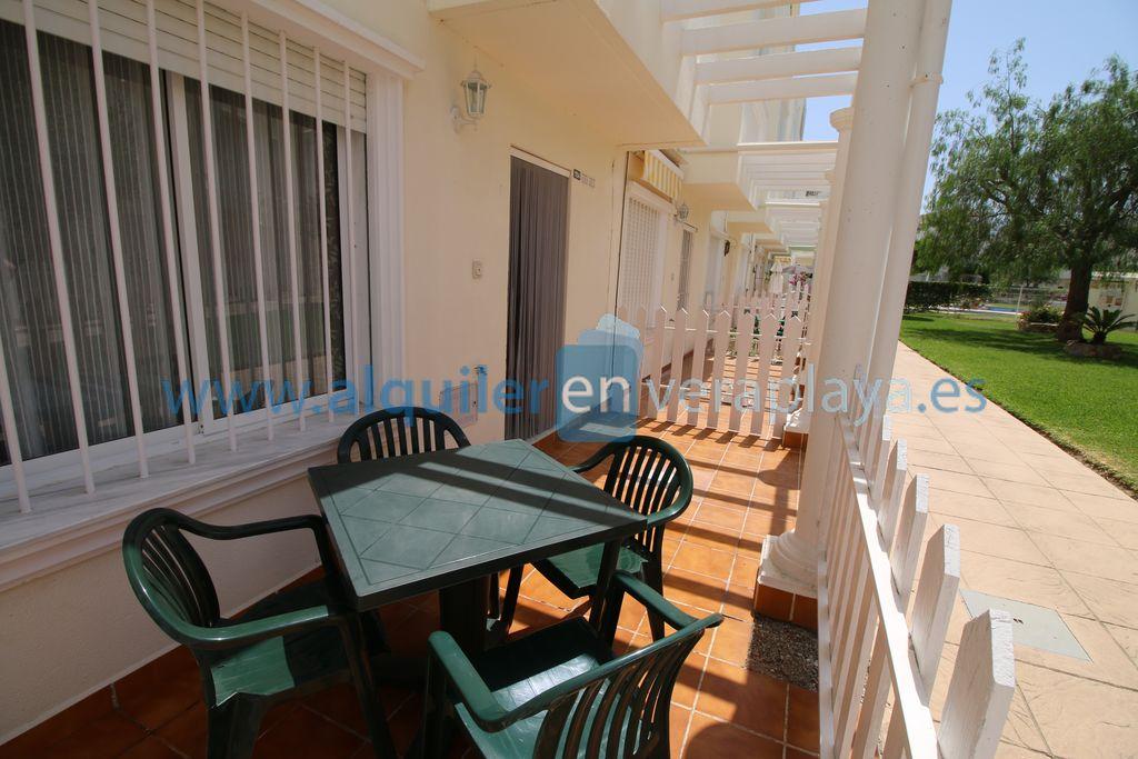 Alquiler de apartamento en Urbanización Fuentemar RA516