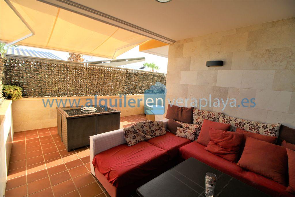 Alquiler de apartamento de 2 dormitorios en Las Salinas RA527