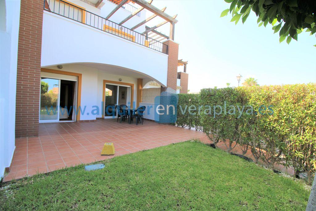 Alquiler de apartamento en Mirador de Vera, Vera playa RA525
