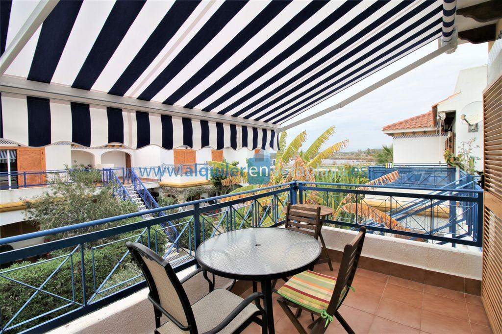 Alquiler de apartamento de 1 dormitorio en Veramar 6, Vera playa RA549