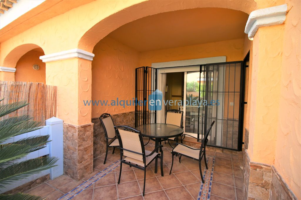 Duplex de 2 dormitorios en Vera playa, Playas del Sur RA539