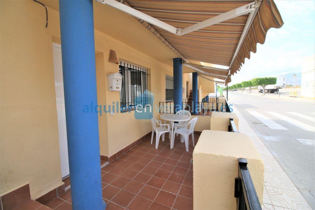 Apartamento de 2 dormitorios en Pueblo Marino, Garrucha RA568