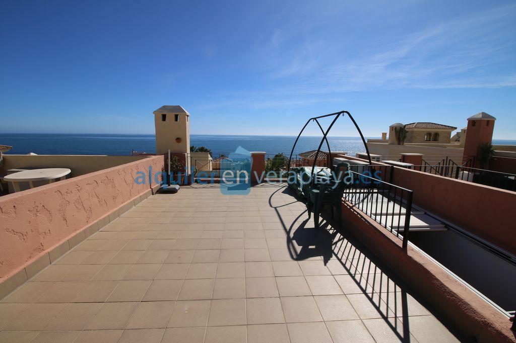 Duplex de 2 dormitorios en Harbour ligth Villaricos RA576