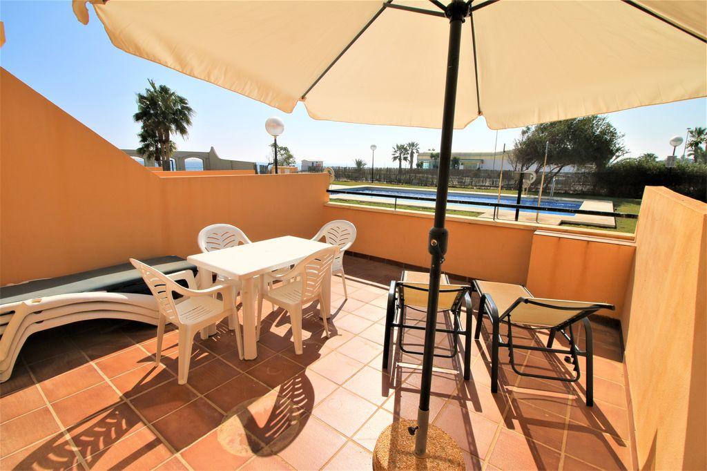 Alquiler de apartamento de 2 dormitorios en Marina Natura Vera playa RA582