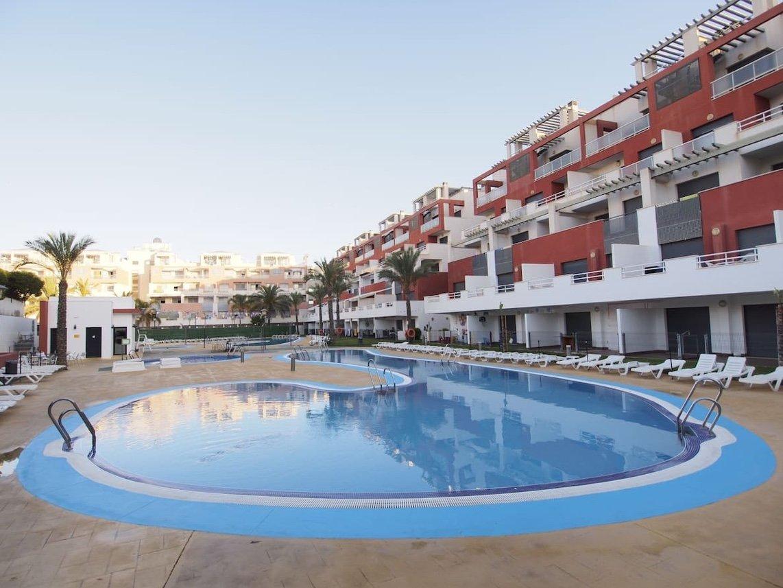 Alquiler de apartamento de 2 dormitorios en Costa Rey, Vera playa RA591