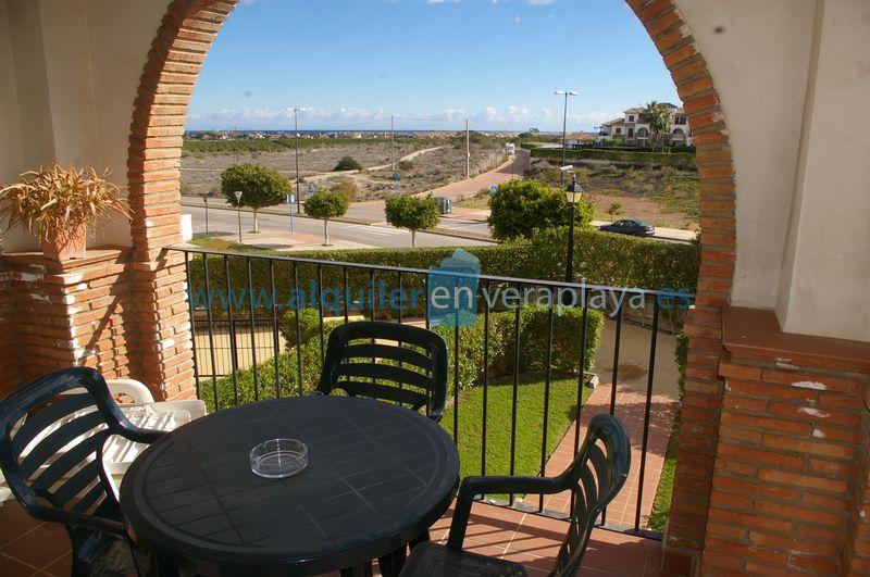 Alquiler de apartamento de 2 dormitorios en Al Andaluss Resort Vera playa RA382