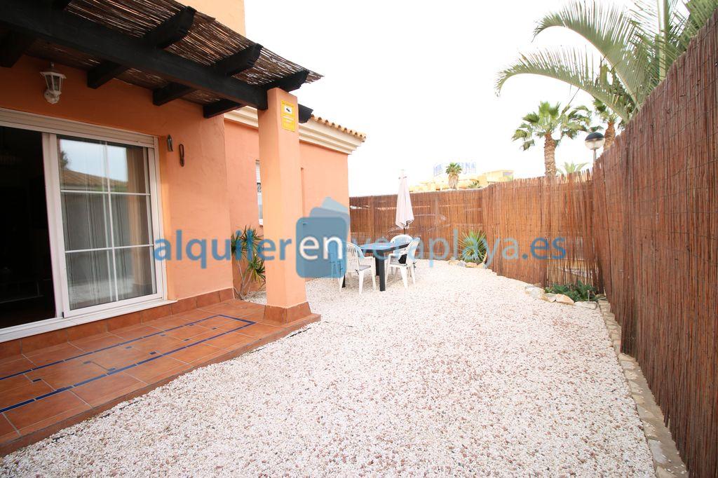 Alquiler de apartamento de 1 dormitorio en Vera Azul, Vera playa RA594